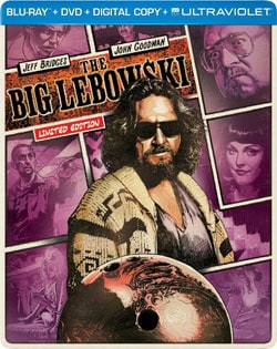 The Big Lebowski - Limited Edition Steelbook (Blu-ray/DVD) 10968853