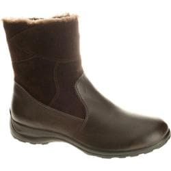 Women's Fly Flot Fabrice Brown Leather/Suede