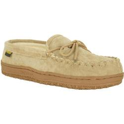 Women's Old Friend Terry Cloth Moc Chestnut/Cloth 10998241