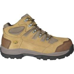 Men's Roadmate Boot Co. Solum 5in Waterproof Hiker Earth Grey Nubuck