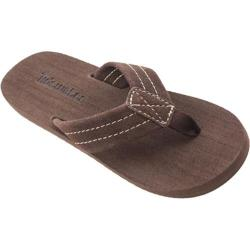 Boys' Tidewater Sandals Brown Brown