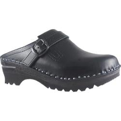 Men's Troentorp Bastad Clogs Donatello Black