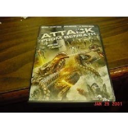 Attack From Beneath (DVD) 11024312
