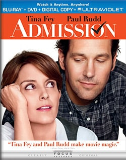 Admission (Blu-ray/DVD) 11040287