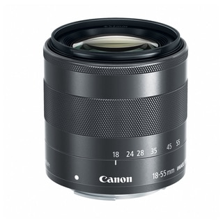 Canon EF-M 18-55mm f/3.5-5.6 IS STM Lens (New Non Retail Packaging)