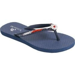 Women's Nomad Firecracker Navy