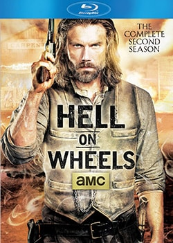 Hell on Wheels: The Complete Second Season (Blu-ray Disc) 11058857