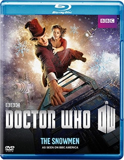 Doctor Who: The Snowmen (Blu-ray Disc) 11061432