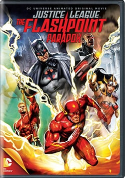 Justice League: The Flashpoint Paradox (DVD) 11066348