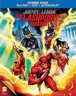 Justice League: The Flashpoint Paradox (Blu-ray Disc) 11066373