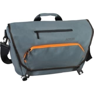 "Altego Channel Polygon Sunfire 15"" Laptop Messenger Bag"
