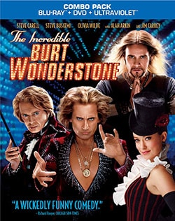 The Incredible Burt Wonderstone (Blu-ray/DVD) 11084584