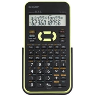 Sharp EL-531XBGR Scientific Calculator