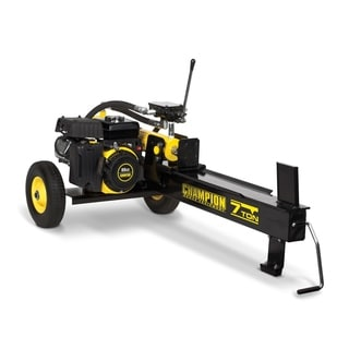 Champion 7-Ton Horizontal Hydraulic Log Splitter