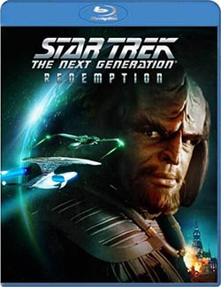 Star Trek: The Next Generation Redemption (Blu-ray Disc) 11103899