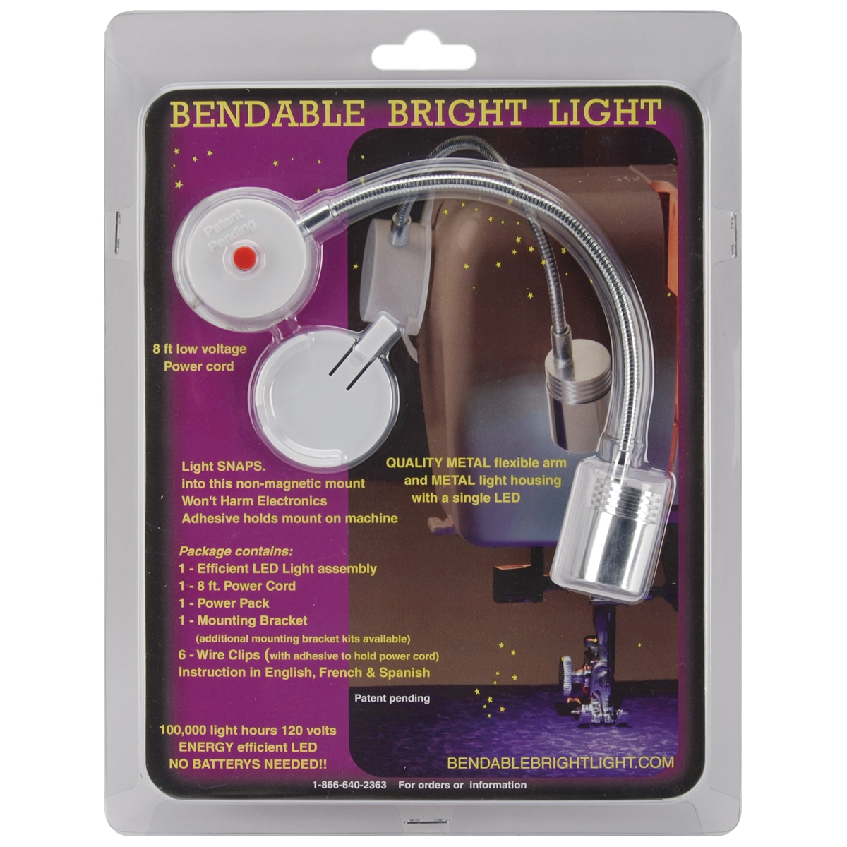 Bendable Bright Light Kit Europe Only