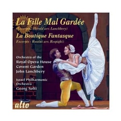 ORCHESTRA OF THE ROYAL OPERA HOUSE COVE - ROSSINI LA FILLE MAL GARDEE BOUTIQUE 11123487