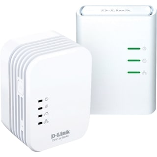 D-Link PowerLine AV 500 Wireless N Mini Starter Kit
