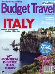 Budget Travel, 10 issues for 1 year(s)