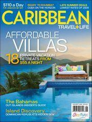 Caribbean Travel & Life, 9 issues for 1 year(s)