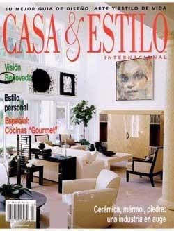Casa & Estilo Internacional, 6 issues for 1 year(s)