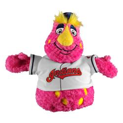 Cleveland Indians 'Slider' Mascot Hand Puppet
