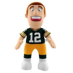 Green Bay Packers Aaron Rodgers 14-inch Plush Doll 9271971