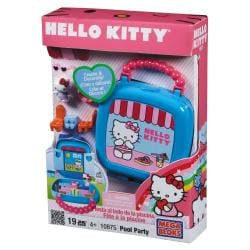 Mega Bloks Hello Kitty Pool Buildable Playset with Collectibles 9408574