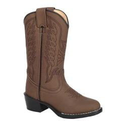 Boys' Durango Boot BT804/BT904 Tan Distress Leather