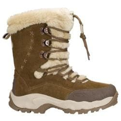 Women's Hi-Tec St. Moritz 200 Brown/Cream
