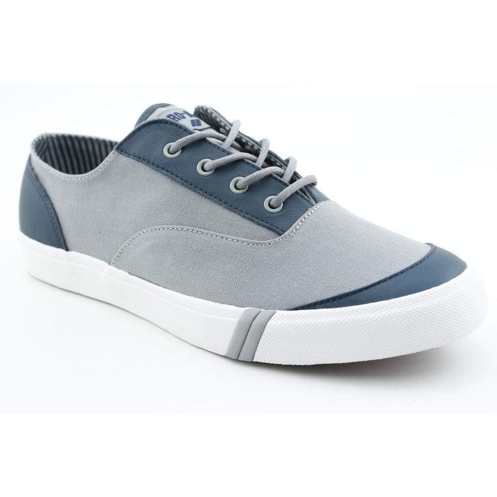CVO Waxed Canvas Leather' Basic Textile Casual Shoes Overstock.com