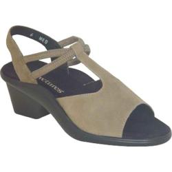 Women's Curvetures Jeri 661 Sand Suede