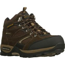 Men's Skechers Bomags Calder Brown