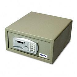 Gary Grey Steel Laptop Safe
