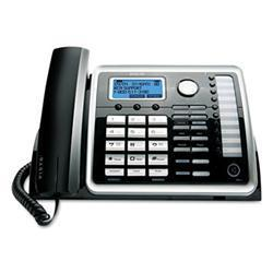 Rca ViSYS Two-Line Corded Speakerphone with