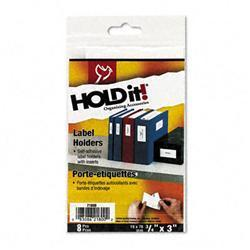 Cardinal Self-Adhesive Label Holders for Binders