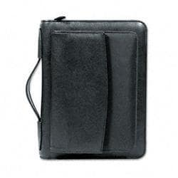 Day-Timer Leatherlike Vinyl & Fabric Briefcase