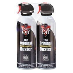 Falcon Disposable Compressed Gas Duster Two 10oz