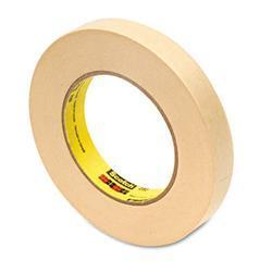 3M High-Performance Masking Tape 3/4 x 60 Yards