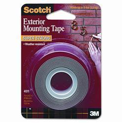 3M Exterior Weather-Resistant Double-Sided Tape