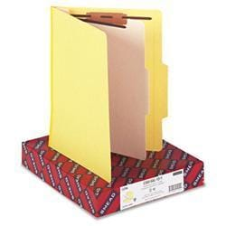 Smead Top Tab Classification Folder with 1