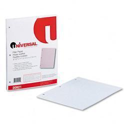 Universal Mediumweight 16-lb. Filler Paper 11 x