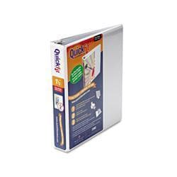 Stride Quick Fit D-Ring View Binder- 1-1/2