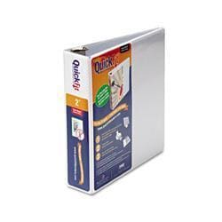 Stride Quick Fit D-Ring View Binder- 2 Capacity-