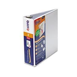 Stride Quick Fit D-Ring View Binder- 3 Capacity-