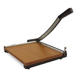 X-ACTO Wood Base Guillotine Trimmer- 12 Sheets-