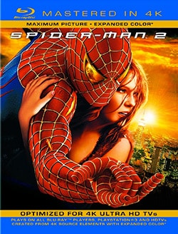 Spider-Man 2 (4K-Mastered) (Blu-ray Disc) 11128527