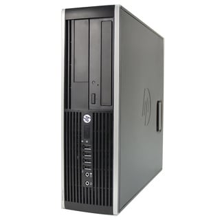 HP 8000 Elite 3.0GHz 4GB 250GB Win 7 Small Form Factor Computer (Refurbished)