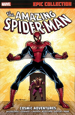 Amazing Spider-Man: Epic Collection: Cosmic Adventures (Paperback) 11144589