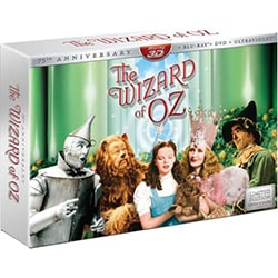 Wizard Of Oz 3D: 75Th Anniversary Collector's Edition (Blu-ray/DVD) 11147404